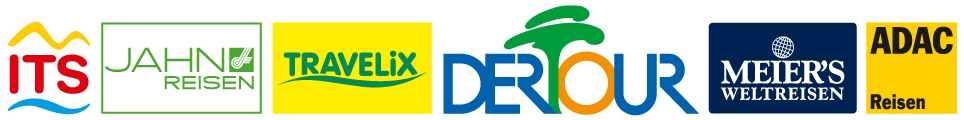Reiseveranstalter Logos