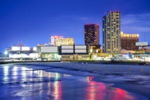 new york in 5 Tagen - atlantic city