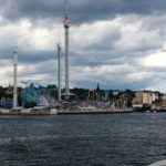 Schweden - Grönan , Wahrzeichen von Stockholm