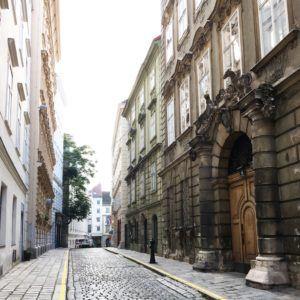 Wien Gasse