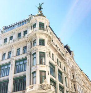 Wien Gebäude