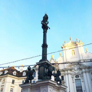 Wien Statue
