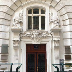 Wien Tür