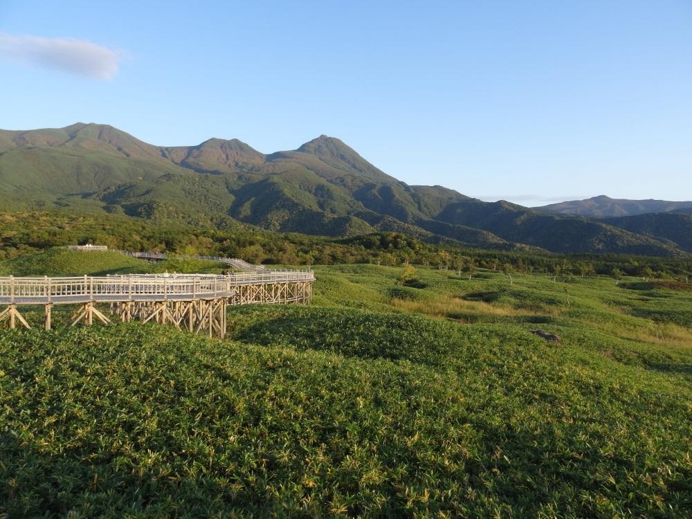 Japan-Hokkaido-Nationalpark