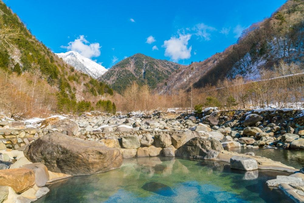 Japan-Onsen-Hokkaido-Themalbaeder