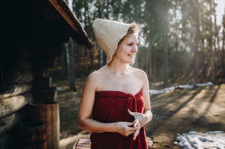 Estland-Sauna