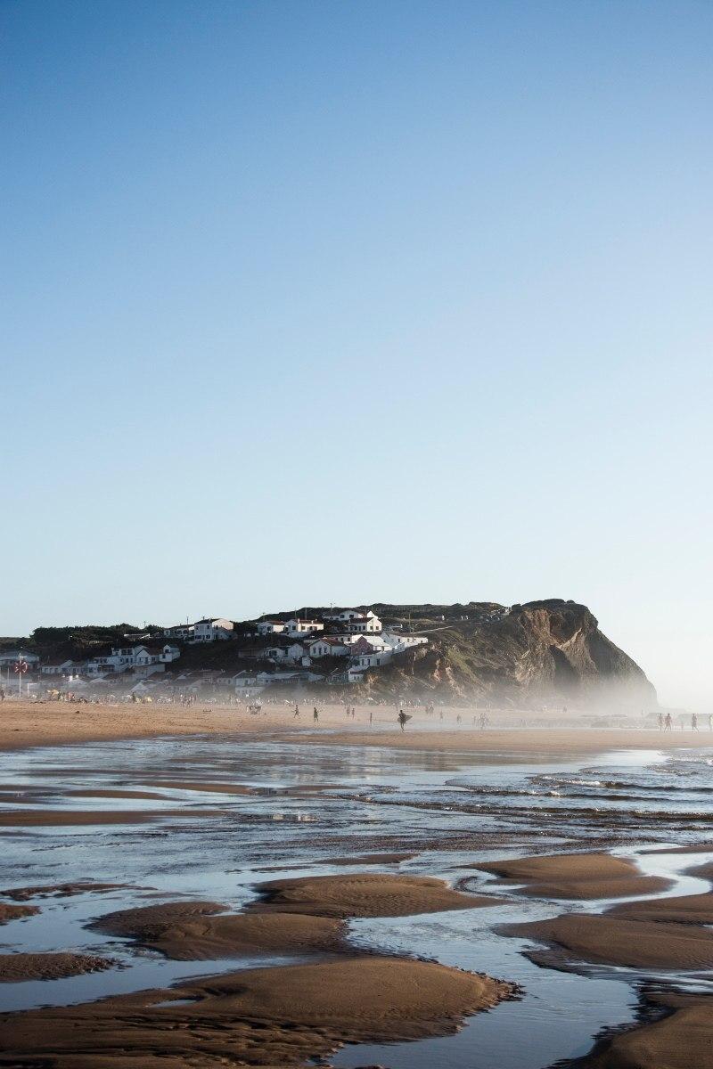 Praia do Monte Clérigo, Aljezur, Portugal