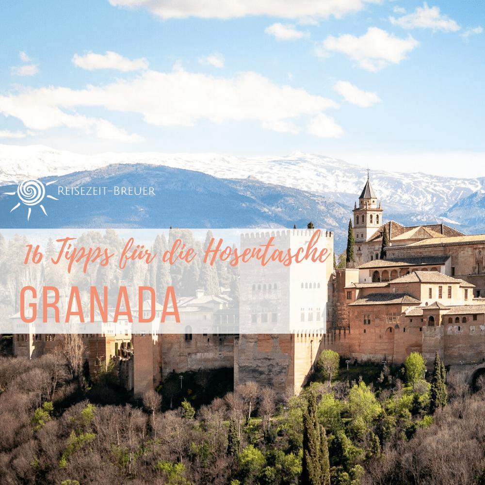 Granada 16Tipps