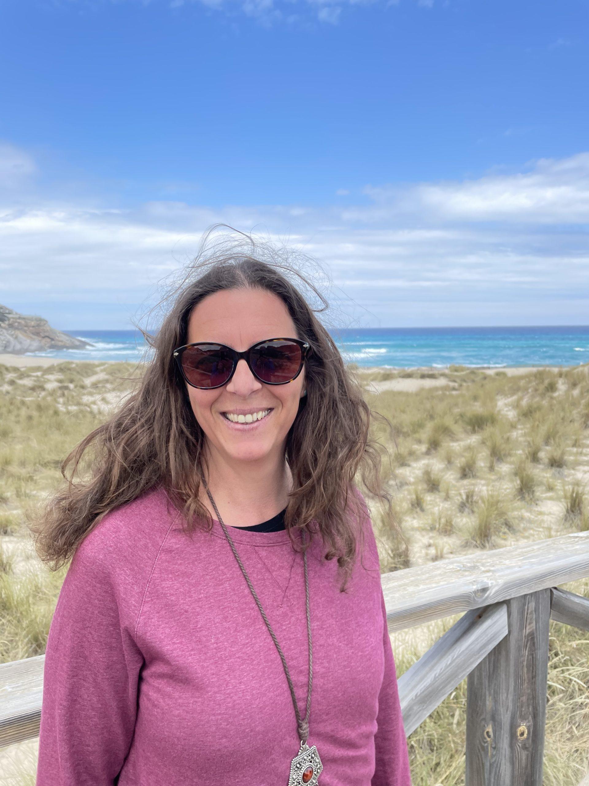 Nadine Breuer - Reisezeit Designerin