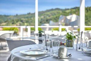 Bilbao-Gran-Hotel-Domine-Breakfast-Table